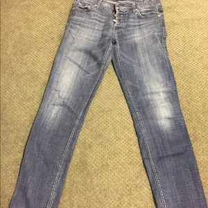7 for All Mandkind Jeans